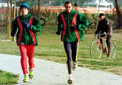 Para estar en forma, corre con Vigo