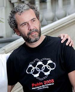 El actor Willy Toledo, agredido en El Aiún