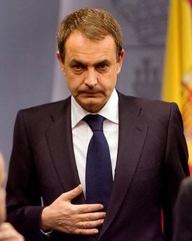 El presidente Zapatero cobrará el año que viene 6.500 € brutos al mes