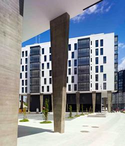 Arquitectura de premio en el sur de Galicia
