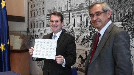 Vigo unha cidade orgullosa de selo vigo al minuto for Oficina de correos vigo