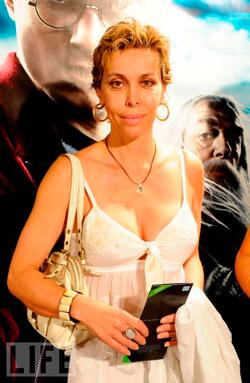 Carla Martín Aguilar, hermana de Norma Duval.