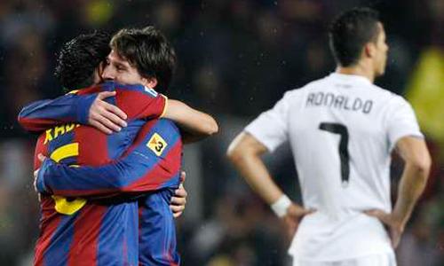 El Barça le regala 5 al Madrid