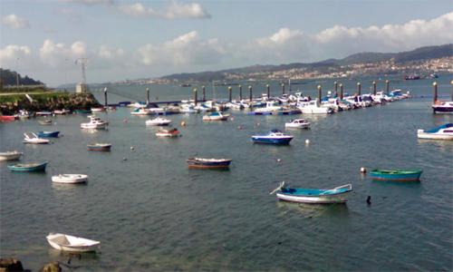 Detenidas 5 personas por robar en 13 embarcaciones en Teis
