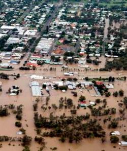 Las inundaciones en Australia ya han arrasado la misma superficie que Alemania y Francia juntas