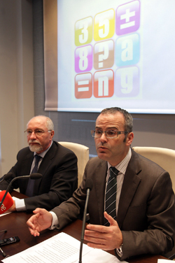 A la mitad de los estudiantes gallegos de ESO se les resisten las letras y los números
