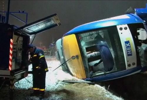 Diez muertos tras el choque de dos trenes en Alemania