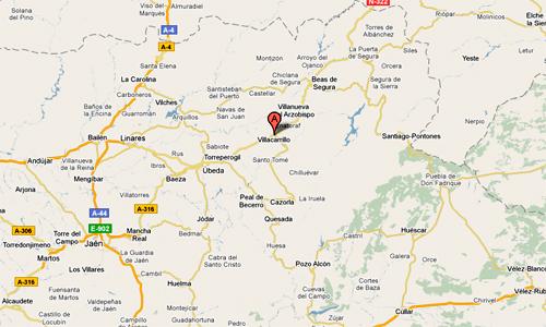 Mata a su exmujer de dos puñaladas en Jaén