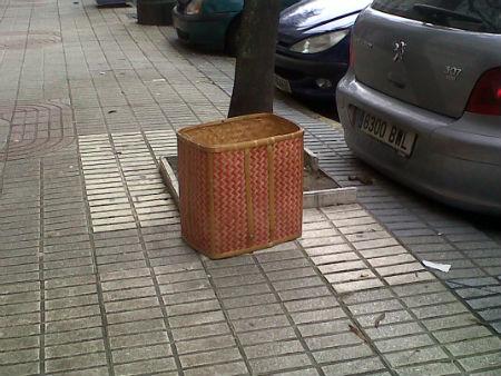 Las calles de Vigo tienen una gran 'acestación'