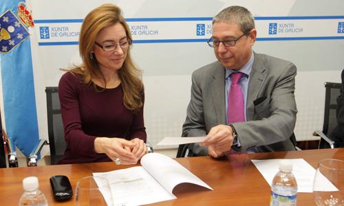 Las aseguradoras devuelven 1,5 millones de euros a la Xunta
