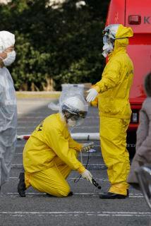 Radiación en Fukushima, 10 millones de veces mayor a la normal