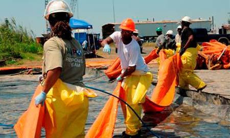 El Golfo de México vuelve a ser explotado