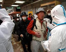 Un empleado halla plutonio fuera de uno de los reactores de Fukushima