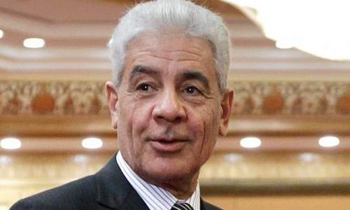 El exministro de Gadafi, Musa Kusa.