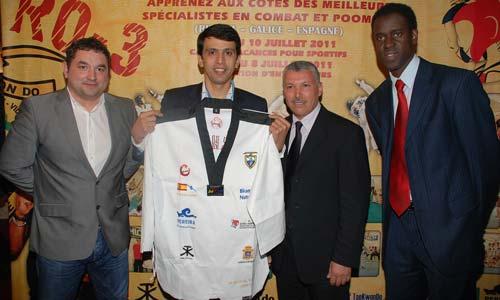 O Soño Olímpico triunfa en Marrakech