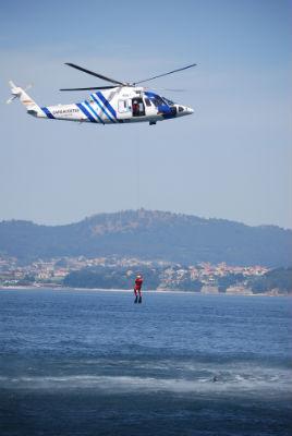 Salvamento Marítimo lleva a cabo un ejercicio de respuesta de emergencia para barcos de bajura