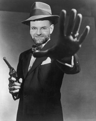 """El ministro de Justicia dice que Rajoy es como Bogart, cree que """"si tienes que hacer algo es mejor que lo hagan otros"""""""
