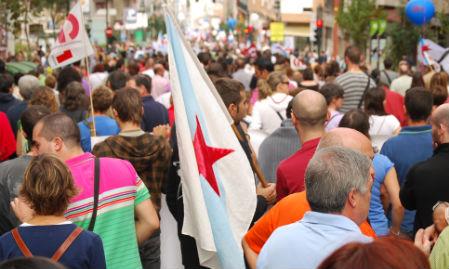 Las manifestaciones del 1º de Mayo, este domingo, a las 12