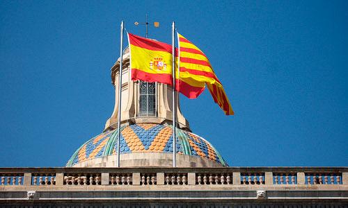 Esconder una bandera