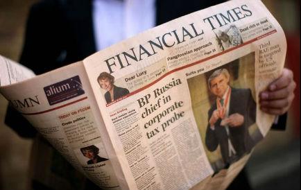El 'Financial Times' apoya la política económica de Zapatero y le lee la cartilla a Rajoy