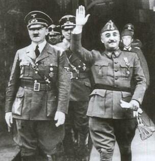 """Franco fue un dictador amigo de Hitler…salvo para la Academia de historia que cree que era """"inteligente y moderado"""""""