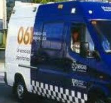 061, ambulancia