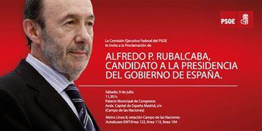 """Y Rubalcaba responde a González: """"que se ahorre los consejos"""""""