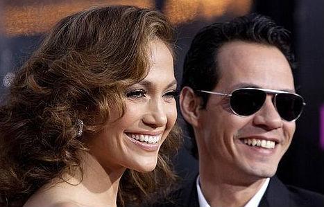 Divorcio entre Jennifer López y Marc Anthony