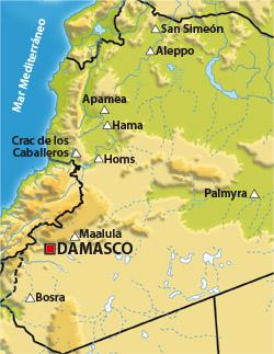 100 muertos  y decenas de heridos tras irrumpir tanques sirios en Hama