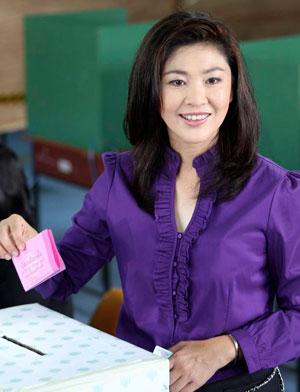 Tailandia estará dirigida por una mujer