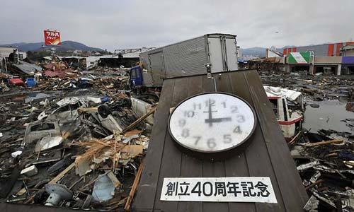 Otros 17.000 millones de euros para reconstruir Japón