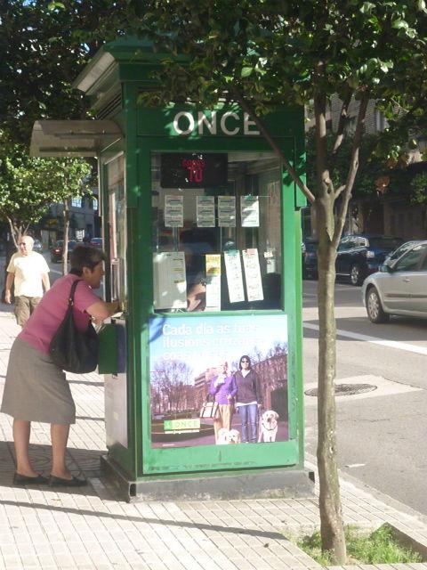 El cuponazo de la ONCE deja 245.000€ en Vigo y Santiago