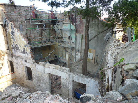 Otros 200.000€ invertirá el Consorcio Casco Vello de Vigo en una nueva rehabilitación