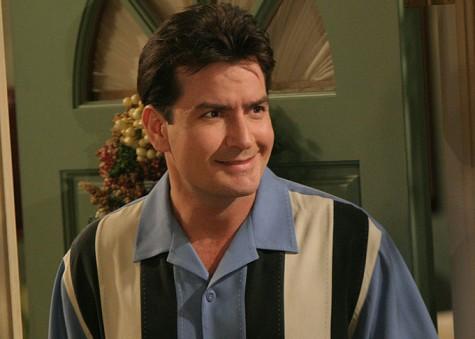 A Charlie Sheen parece que este Halloween le van a dar muchas calabazas