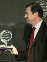 Javier Moro se hace con el Premio Planeta 2011