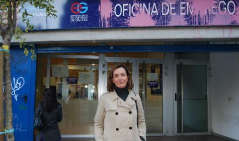 Elvira larriba pp no somos partidarios de repartir el for Oficina empleo vigo