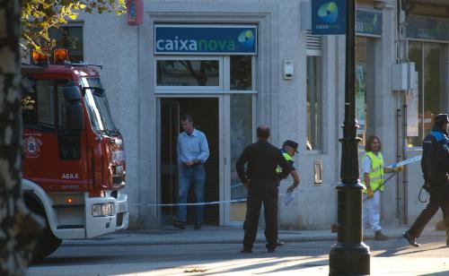 Una operación contra el terrorismo independetista en Galicia comienza con 2 detenidos