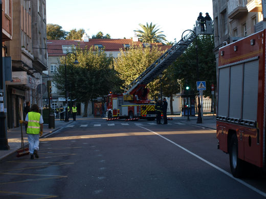 Ya son 4 los detenidos de Resistencia Galega a los que pillan 3 bombas