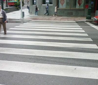 2 atropellos en Vigo, 1 de ellos grave y fuera del paso de peatones