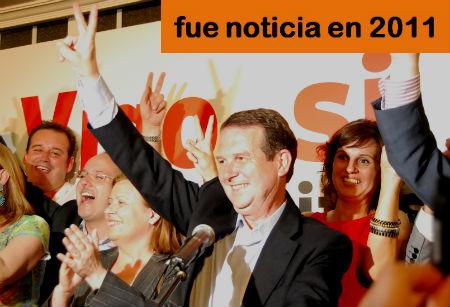 2011: Abel Caballero vuelve a ser alcalde