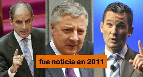 2011: contra la corrupción