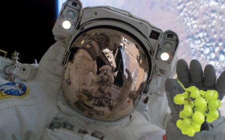 Los astronautas de la Estación Espacial Internacional despedirán el año 16 veces