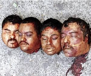 Aparecen otros 10 cadáveres decapitados en México y ya son 26 en ...