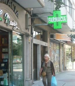 Atraca una farmacia de Urzáiz con una jeringuilla como arma