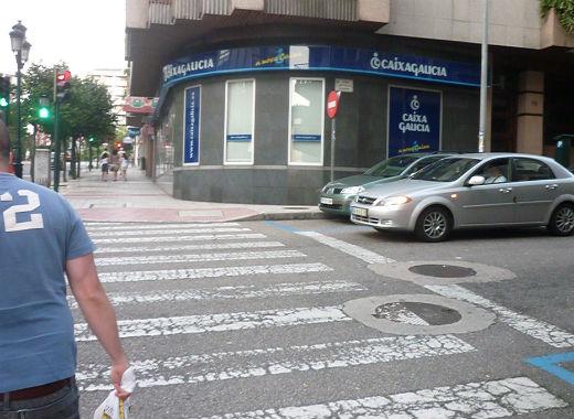 2 heridos en 2 nuevos atropellos en Vigo