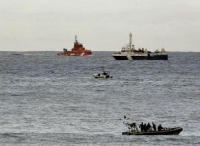 5 días después, ni rastro de los desaparecidos de Orzán