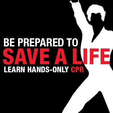 Stayin' Alive para-traducir el ritmo que salva vidas