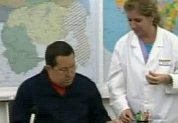 """Chávez, en """"buenas condiciones"""" tras su operación en La Habana"""