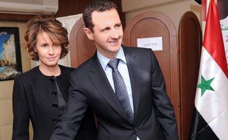 Intensa ofensiva del ejército de Al Assad sobre Homs