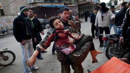 El gobierno sirio avisa: los combates no amainarán